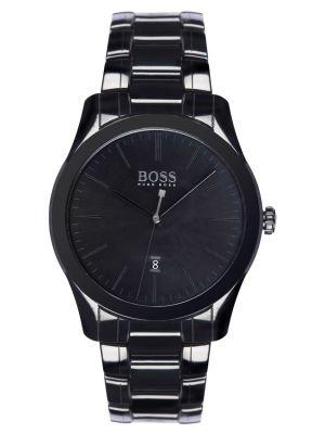 Mens Hugo Boss Ambassador Black ceramic 1513223 Watch