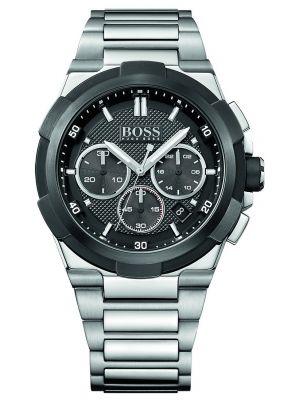 Mens Hugo Boss Supernova black ip 1513359 Watch