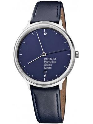Unisex Mondaine Helvetica No.1 stainless steel MH1.L2240.LD Watch