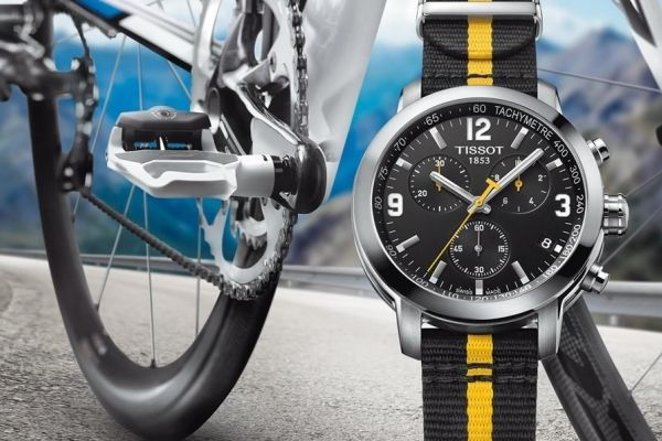 Tour de France with Tissot Watch Timing