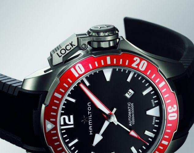 Hamilton Khaki Navy Frogman Diver's : Then and Now