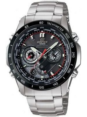 Mens Casio Wave Ceptor EQW-M1000DB-1AVER Watch
