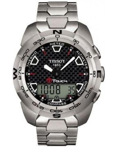 Mens Tissot T Touch T-TOUCH EXPERT T013.420.44.201.00 Watch