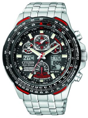 Mens Citizen Red Arrows Skyhawk A-T JY0100-59E Watch