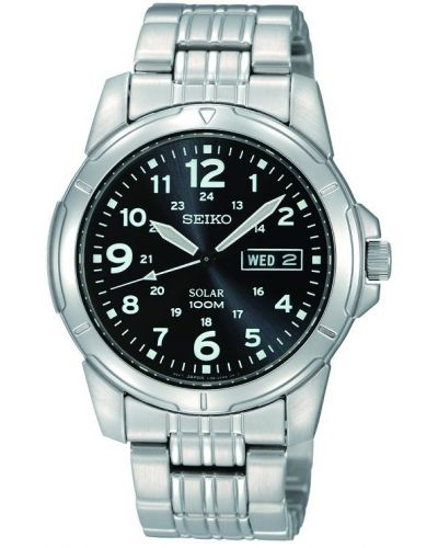 Mens Seiko Solar SNE095P1 Watch