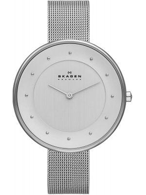 Womens Skagen Gitte Stainless steel milanese strap SKW2140 Watch