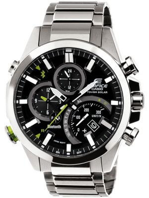 Mens Casio Edifice Solar Bluetooth EQB-500D-1AER Watch