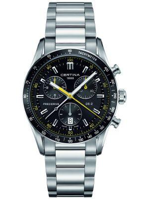 Mens Certina DS-2 Chronograph Precidrive C0244471105101 Watch