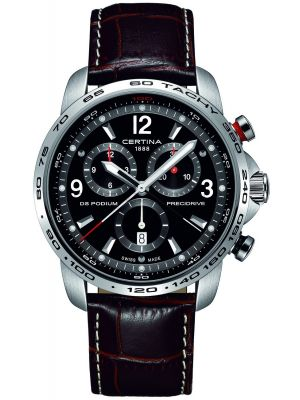 Mens Certina DS Podium Big Chronograph Precidrive C0016471605700 Watch