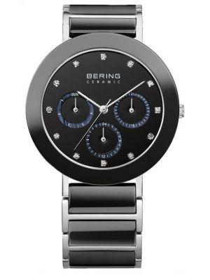 Womens Bering Ceramic Jet black 11438-742 Watch