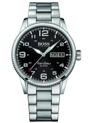 Mens Hugo Boss Pilot Edition classic 1513327 Watch