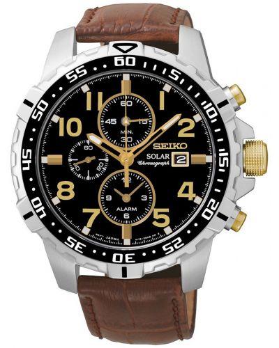 Mens Seiko Solar chrono SSC309P9 Watch