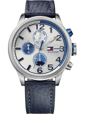 Mens Tommy Hilfiger Jackson day and date 1791240 Watch