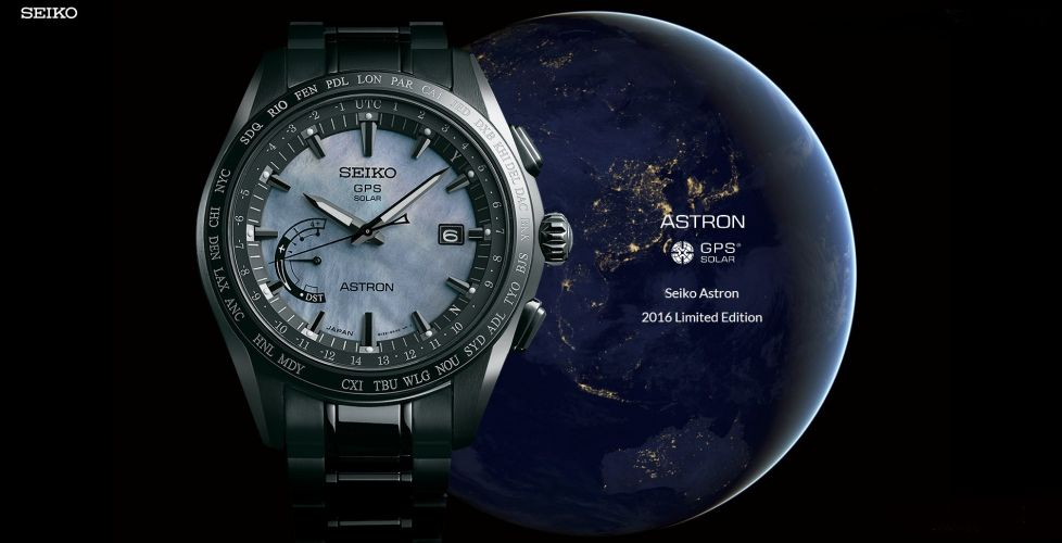The evolution of the GPS Seiko Astron and the latest limited edition
