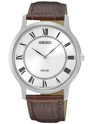 Mens Seiko Solar SUP869P1 Watch