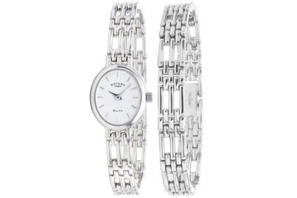 Womens Rotary  Watch LB20061/BR/02