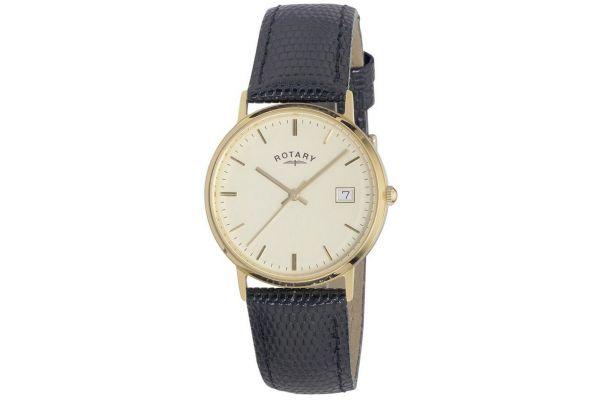 Mens Rotary Precious Metals Watch GS11876/03