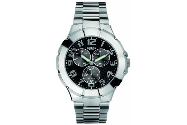 Mens Guess  Watch I90199G3