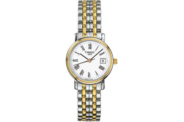Womens Tissot Desire Watch T52.2.281.13