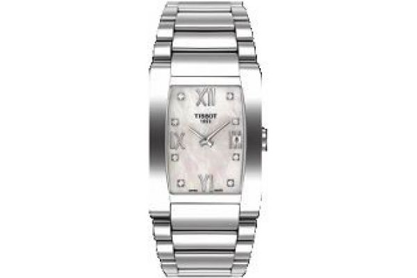 Womens Tissot Generosi T Watch T007.309.11.116.00