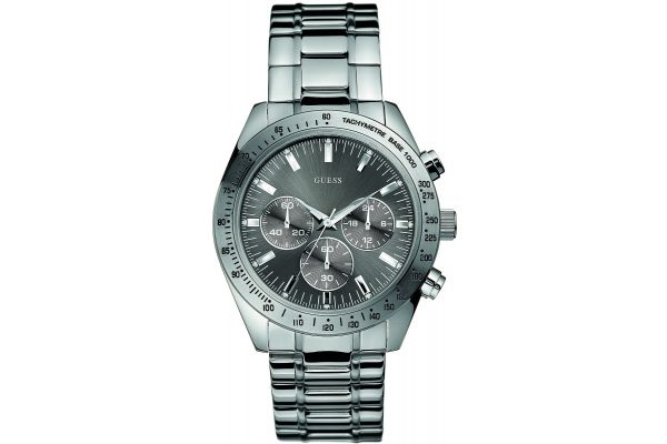Mens Guess Chase Watch W13001G1