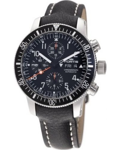 Mens Fortis B-42 Official Cosmonauts 638.10.11L Watch