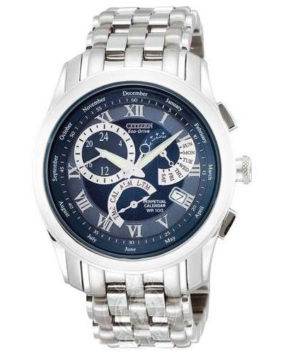 Mens Citizen Calibre 8700 BL8000-54L Watch