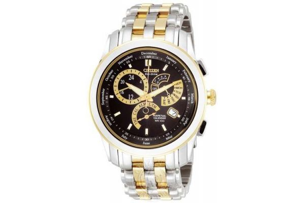Mens Citizen Calibre Watch BL8004-53E