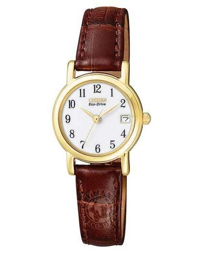 Womens Citizen Ladies Classic EW1272-01A Watch
