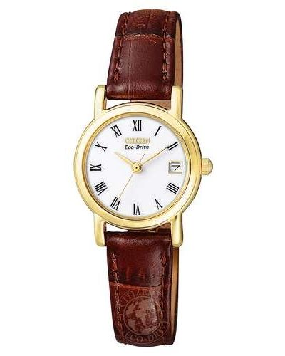 Womens Citizen Ladies Classic EW1272-01B Watch
