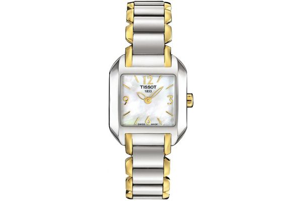 Womens Tissot T Wave Watch T02.2.285.82