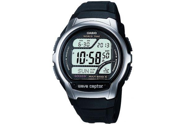Mens Casio Wave Ceptor Watch WV-58U-1AVEF