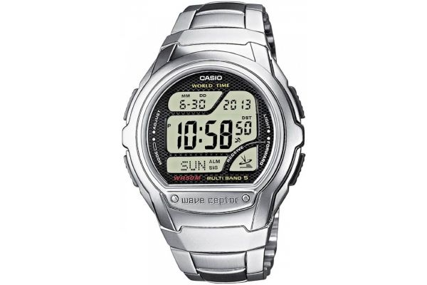 Mens Casio Wave Ceptor Watch WV-58DU-1AVEF