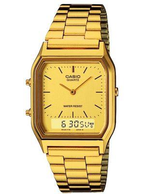 Mens Casio Classic Collection AQ-230GA-9DMQY Watch