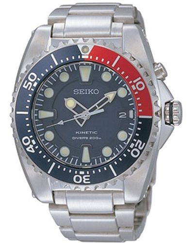 Mens Seiko Kinetic Divers SKA369P1 Watch