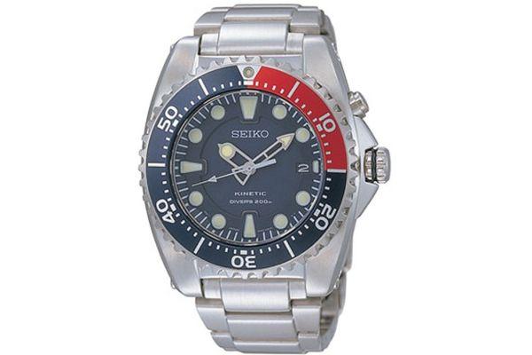 Mens Seiko Kinetic Watch SKA369P1