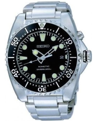 Mens Seiko Kinetic Divers SKA371P1 Watch