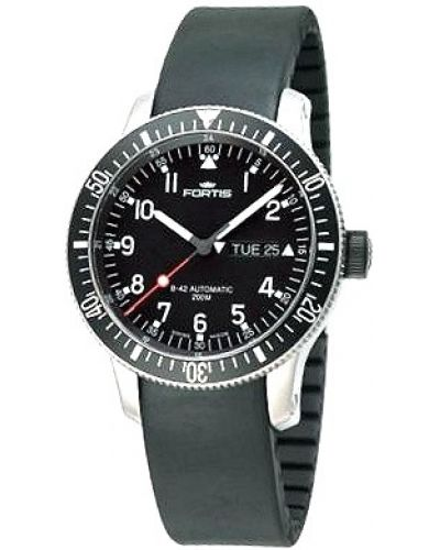 Mens Fortis B-42 Official Cosmonauts 647.10.11 K Watch