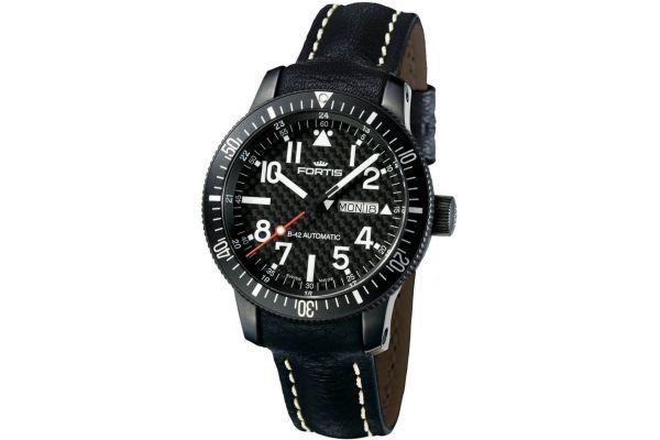 Mens Fortis B-42 Marinemaster Watch 647.28.71L01