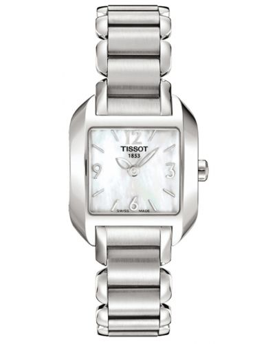 Womens Tissot T Wave dress T02.1.285.82 Watch