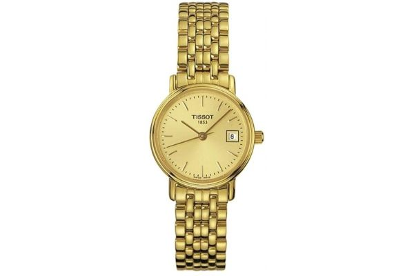 Womens Tissot Desire Watch T52.5.281.21