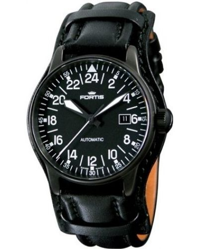 Mens Fortis Flieger 24 hour Limited Edition 596.18.41L Watch