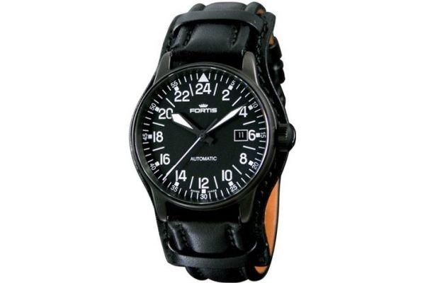 Mens Fortis Flieger Watch 596.18.41L