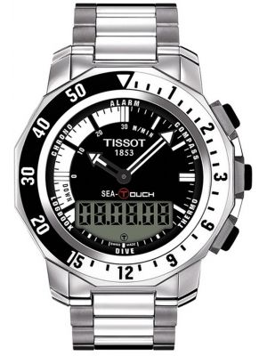 Mens Tissot Sea Touch T026.420.11.051.00 Watch