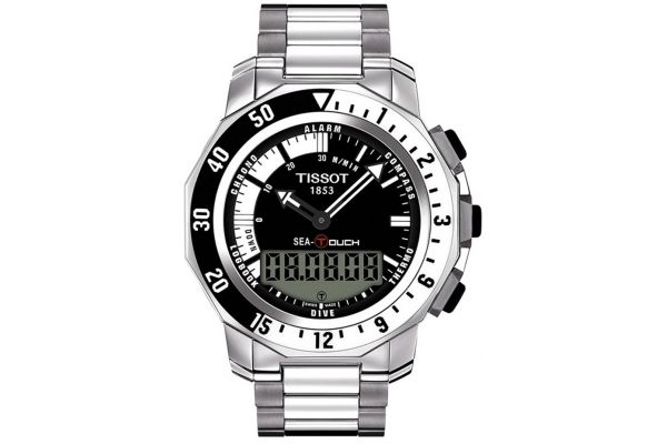 Mens Tissot Sea Touch Watch T026.420.11.051.00