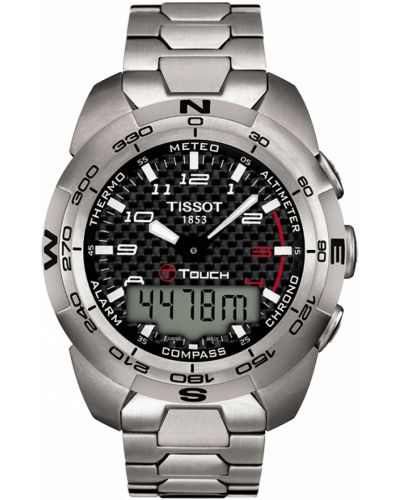 Mens Tissot T Touch EXPERT T013.420.44.202.00 Watch