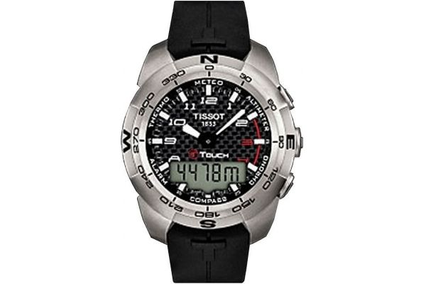 Mens Tissot T Touch Watch T013.420.47.202.00