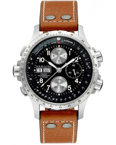 Mens Hamilton Khaki Aviation X-Wind H77616533 Watch
