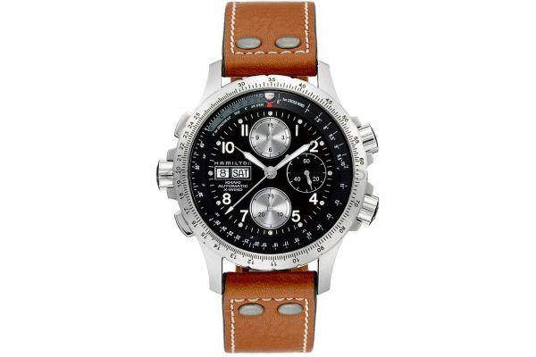 Mens Hamilton Khaki Aviation Watch H77616533