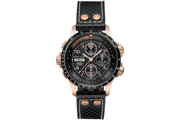 Mens Hamilton Khaki Aviation Watch H77696793